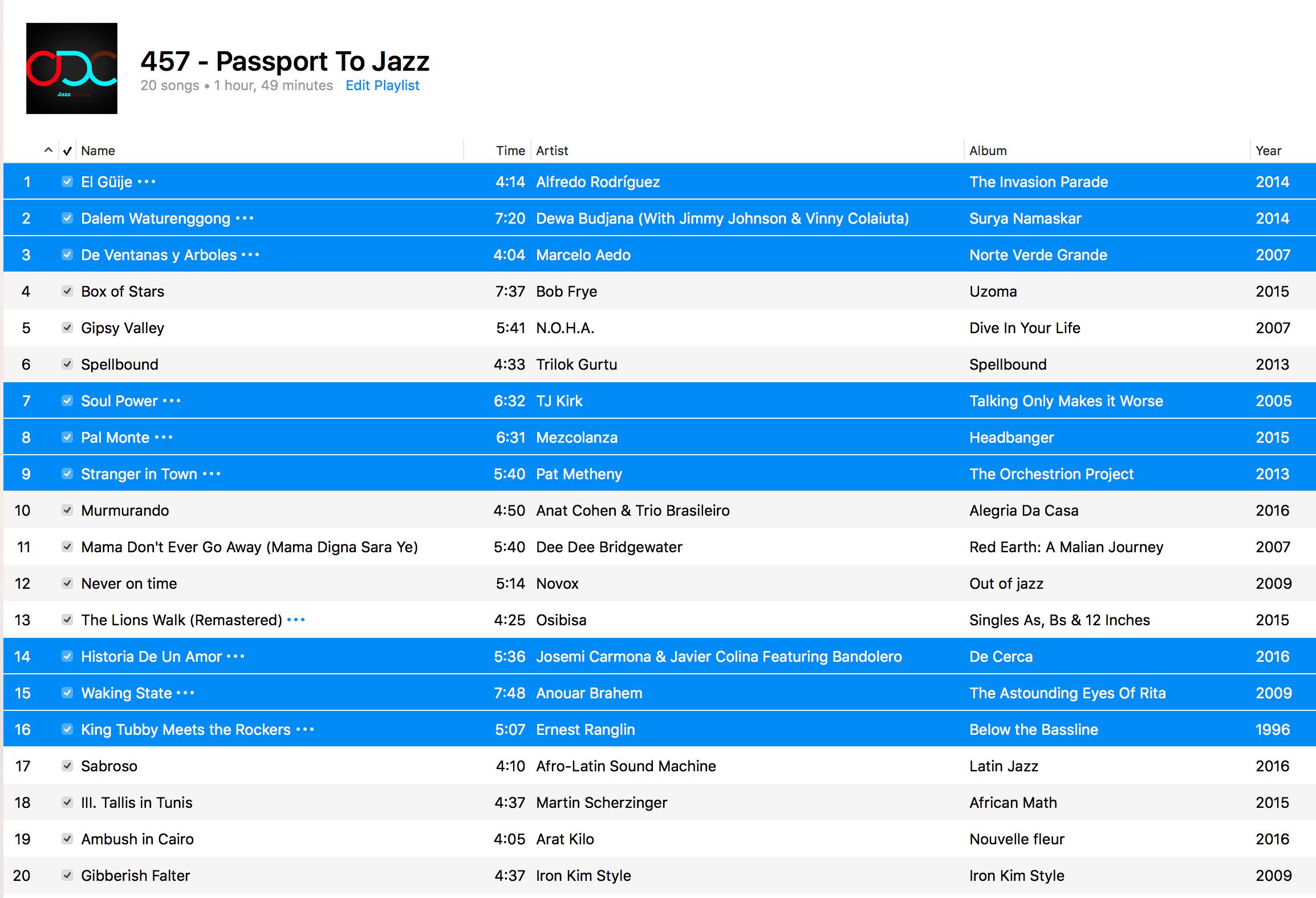 jazz-odc-457-passport-to-jazz-playlist